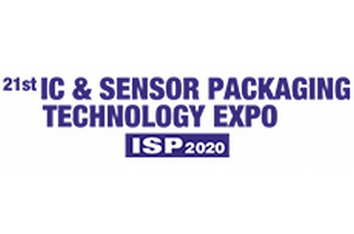 21th IC & SENSOR PACKAGING TECHNOLOGY EXPO (1/15-1/17) 出展产品。